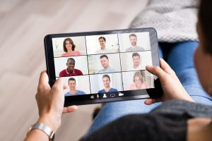 community video conference